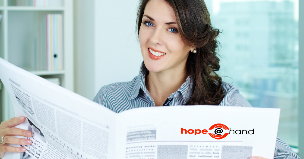 Hope at Hand Newsletter | July 2021