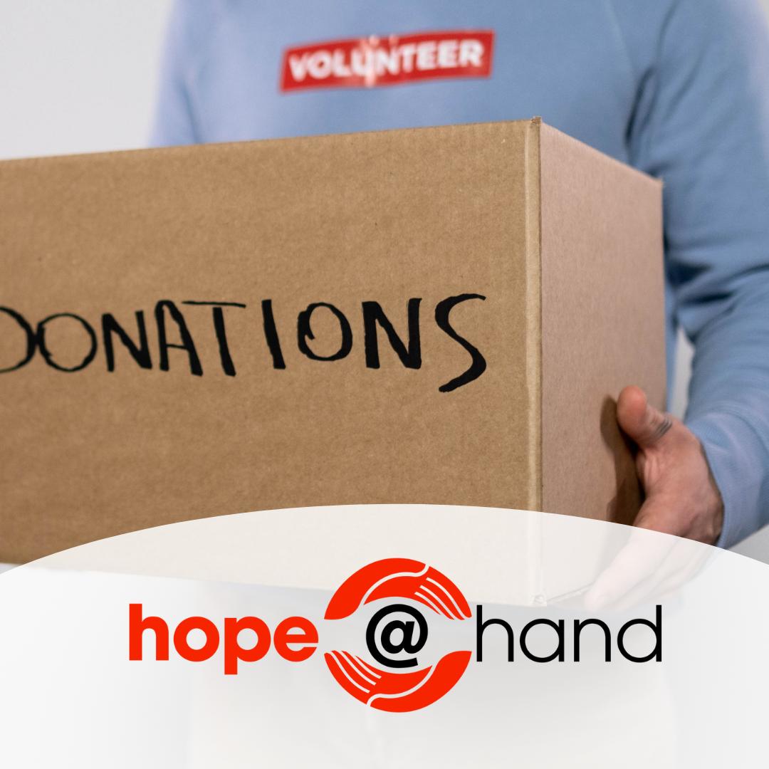 Hope@Hand Food Parcels