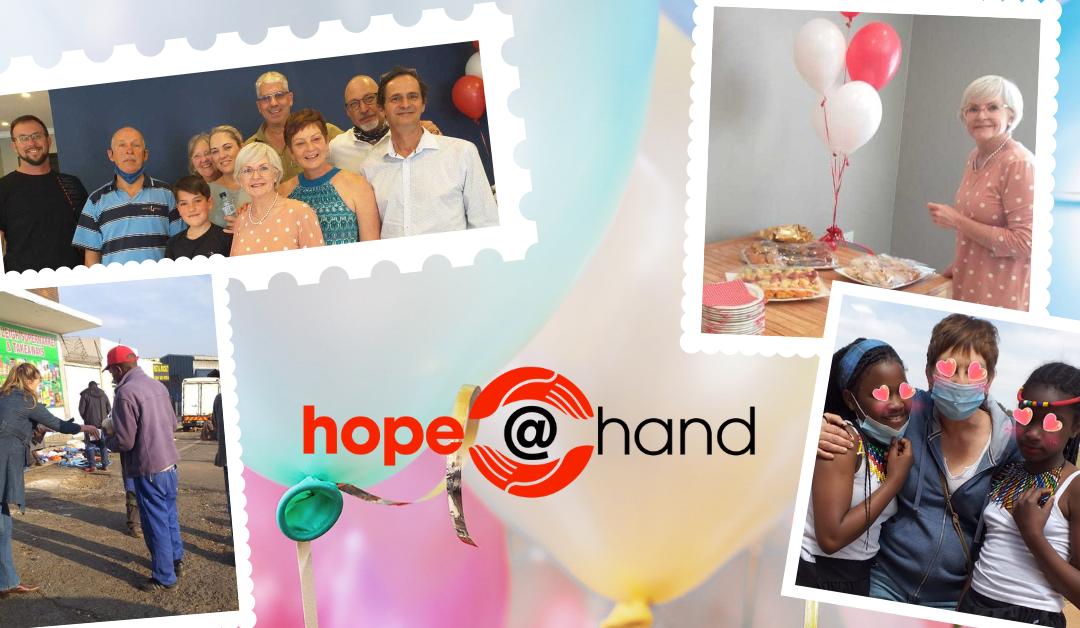 Hope at Hand Newsletter | September 2021
