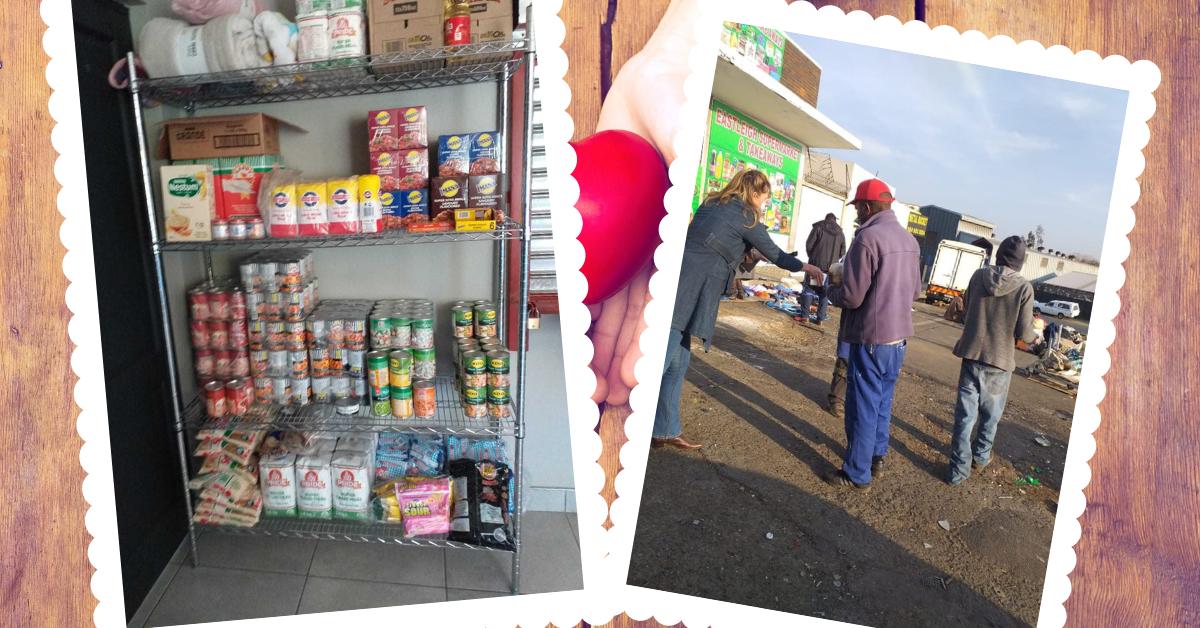 Homeless Outreach - Hope at Hand Edenvale
